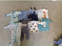 Baby Boys Clothes Bundle from Next size 0-3 months
