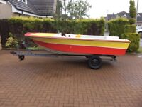 13ft boat with trailer