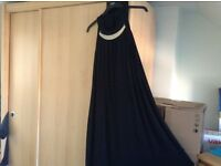 Black Maxi Dress Size 16