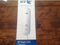 BNIB BT 210 Duet Home Phones - 1 = £10 2= £18 3=£25 & 4 =£30
