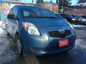 2007 Toyota Yaris LE All Power Options $$GAS SAVER$$