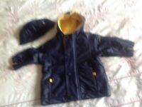 Gymboree baby's hooded coats - New!