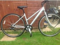 Ladies Raliegh Urban Bicycle . Never been used from new