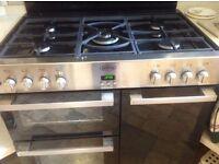 Belling LPG/ gas 900mm range cooker