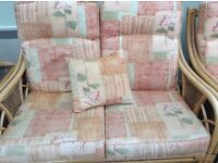 Six piece conservatory furniture