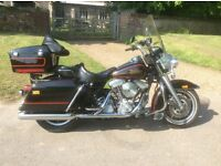 Harley Davidson Electra Glide - 1340 evo California Special - original and as new!