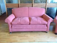 Vintage suite sofa and 2 armchairs. Excellent condition.