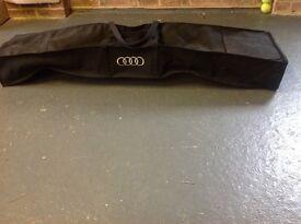 Roof bars for Audi Q5 genuine from 2011 model