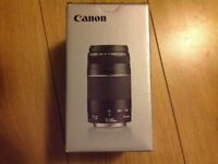 Canon EF 75-300mm f4.5-5.6 iii for sale