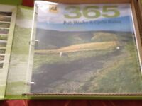 365 cycle rides and pub walks in excellent condition. Bought as a present and never used