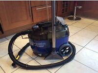 Carpet and upholstery cleaner, Aquarius pro valet.