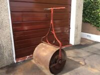 BARFORD AND PERKINS antique Cast iron Patent Water Ballest Roller R4.