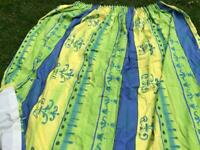 Pair of lined curtains 6ftx6ft. In excellent condition. 40 ono. Ideal for masks