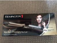 FOR SALE Remington Keratin Therapy Pro Curl Tong