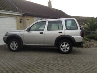 Land Rover freelander td4 2005