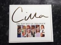 The Very Best of Cilla CD