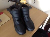 New Mens winter boots