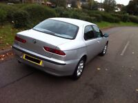 Alfa Romeo 156 2.0 Twin Spark Lusso 1 owner