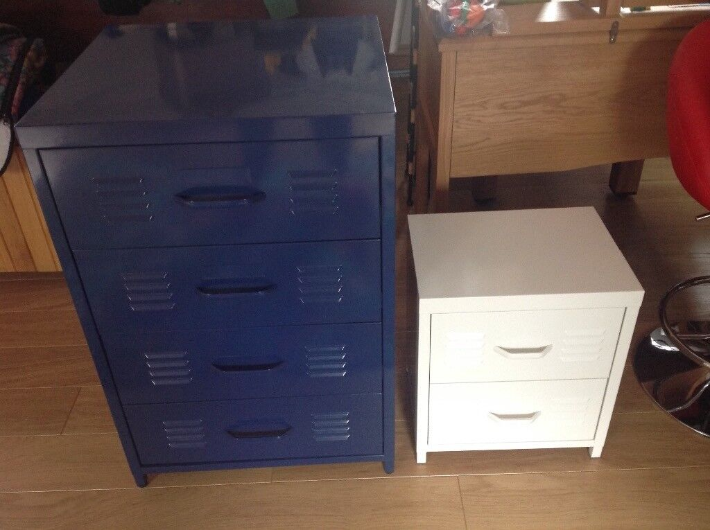Next Children S Bedside Locker And Chest Of Drawers