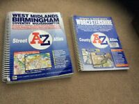 Maps of the west midland
