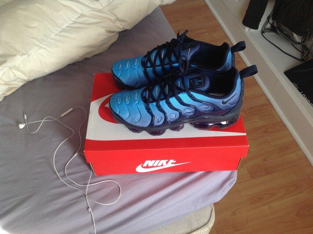 Nike Air Vapormax Plus/TN UK 7.5 excellent condition