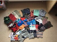 Bundle of boys clothes 7-8yrs