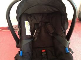 Baby car seat (used)