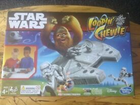 Star Wars Loopin Chewie game