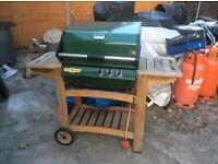 Gas barbecue 3 buner good working order