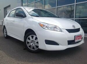 2013 Toyota Matrix BASE!!!JUST TRADED IN!!!