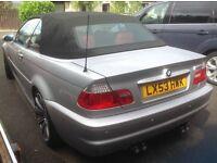 BMW M3 E46 Convertible SMG