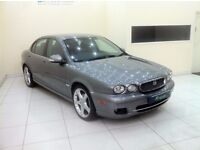 Jaguar X-Type 2.0 D SE-Sat Nav-Red Leather-12 Month MOT-Top Spec-£0 DEPOSIT LOW RATE FINANCE