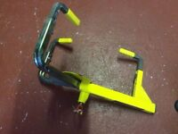 Bulldog auto clamp