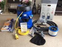 Netfisk 26 wet and dry vacuum cleaner