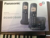 Cordless Digital Answer Phone Panasonic KX-TGC222