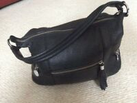 Genuine Kesslord Black Handbag as new