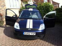 Ford fiesta 1.3 finesse great condition with full mot ideal first car