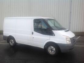 "2008/58 Ford Transit 85 T260 SWB White ""FULL YEARS MOT""ONE OWNER FROM NEW"""