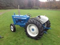 Ford force 3000 tractor