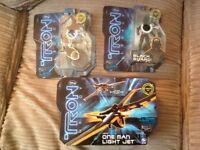 Tron Legacy toy bundle