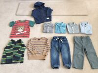 Bundle of 2 yr old clothes