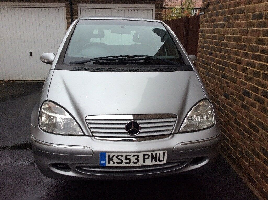Mercedes A160 A Class W168 Spares or Repair