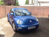 Volkswagen Beetle,full service history
