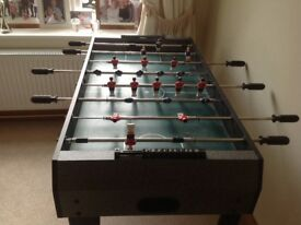 Table football, great condition, £40