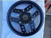 "For Sale - Honda CBX Comstar Boomerang 16"" Front Wheel"