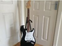 ELEVATION ELECTRIC GUITAR FULL SIZE AND STAND