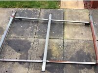 Astra van roof rack / medium van