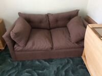 2 Seater fold out Bed Settee
