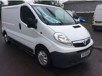 2009 VAUXHALL VIVARO EXCELLENT CONDITION FULL YEARS MOT *GOOD SEATS* FRESH VAN FULLY SERVICED !!!!!!