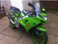 Clean zx6r for sale/swap/PX